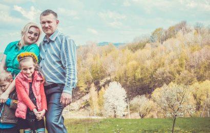 Багатодітна сім'я – сучасна християнська сім'я