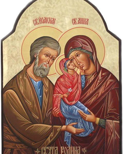 Богослов'я ікони родини