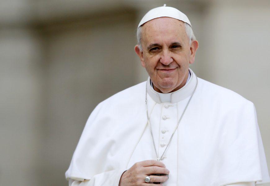 Папа: Мета подружжя – не лише назавжди жити разом, але назавжди любити