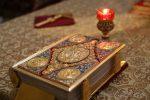Євангеліє в коштовній оправі Літургії