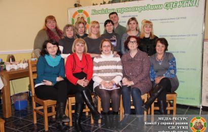 Нові наставники для дітей сиріт. Черговий тренінг у Дрогобичі