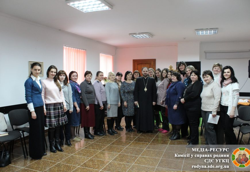 Особливі березневі дні духовної віднови для дружин священиків Самбірсько-Дрогобицької Єпархії