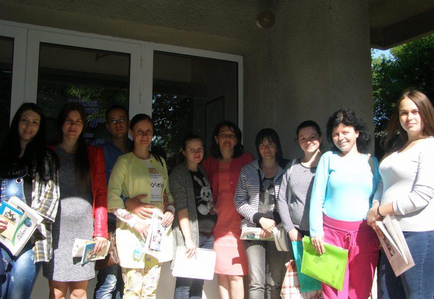 Курси підготовки до пологів при жіночій консультації