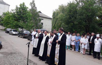 """Відкриття """"Вікна життя"""" в Дрогобичі"""