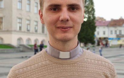 """о. Олег Вовк: """"Сім'я очікує допомоги, як від Церкви, так і від громадськості""""."""