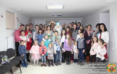Святий Миколай у нашій родини